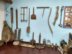 В обновленном музее появилась украинская крестьянская хата (ФОТО)