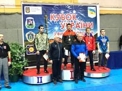 Одесские медали на Чемпионате Украины по вольной борьбе (ФОТО)