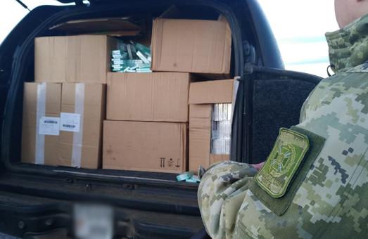 В Одесской области задержали контрабанду на 2,5 миллиона (ФОТО, ВИДЕО)
