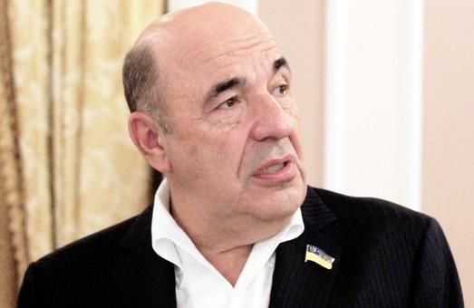 Рабинович потребовал от Кабмина спасти Одесский припортовый завод