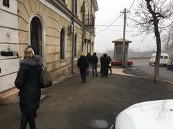 Одесский медуниверситет опять захватили (ФОТО, ВИДЕО)