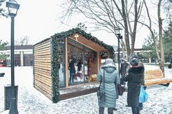 Санта Клаус поселился в Одессе (ФОТО)
