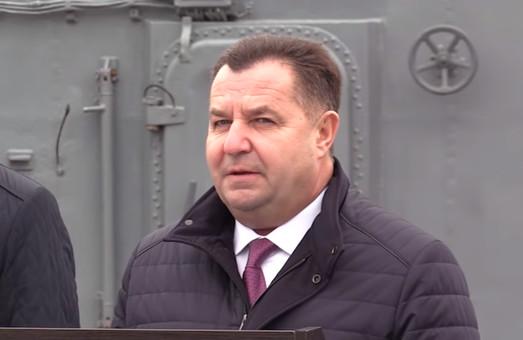 Министр обороны Украины встретился в Одессе с Госсекретарем по вопросам обороны Великобритании (ВИДЕО)