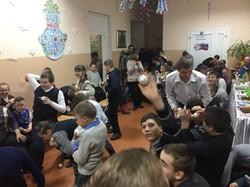 Курсанты одесской Военной академии пришли к особенным детям (ФОТО)