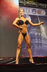 Красота плюс бодибилдинг — серебро одесской спортсменки на чемпионате мира (ФОТО)