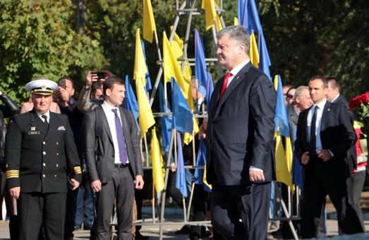 В Одесскую область завтра приедет президент