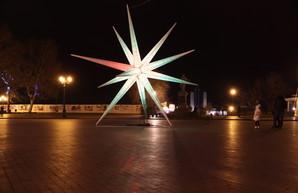 Звезда в Одессе на Приморском бульваре стала рекордсменкой (ФОТО)