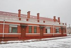 В Одессе продолжают ремонтировать инфекционную больницу (ФОТО)