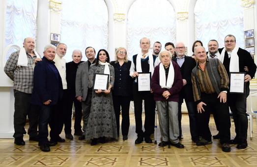 Полное видео церемонии награждения Премией Яна Гельмана уже в сети (ФОТО, ВИДЕО)