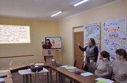 Школьные учителя учатся разговаривать руками (ФОТО)