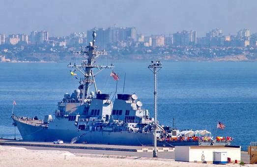 США направили в Черное море ракетный эсминец для поддержки своих союзников