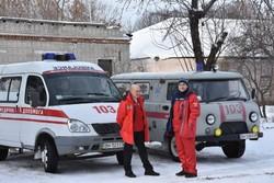 В Подольске крыша в здании скорой помощи уже не течет (ФОТО)
