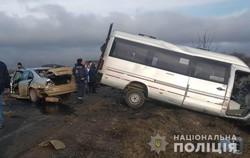 Смертельное ДТП на трассе Одесса-Измаил (ФОТО)