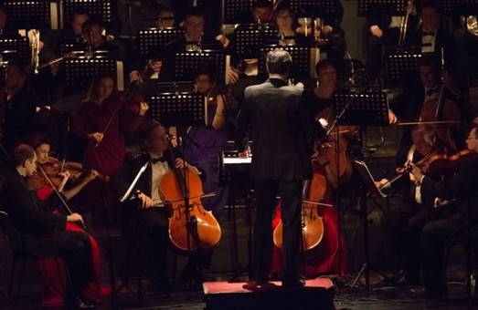 Grand Orchestra покорил зрителей Одесской филармонии