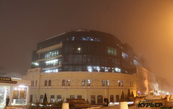 Одесса погрузилась в таинственный и очень красивый туман (ФОТО)