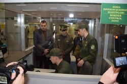 Новое лицо границы увидят иностранные гости в Одесском аэропорту (ФОТО)