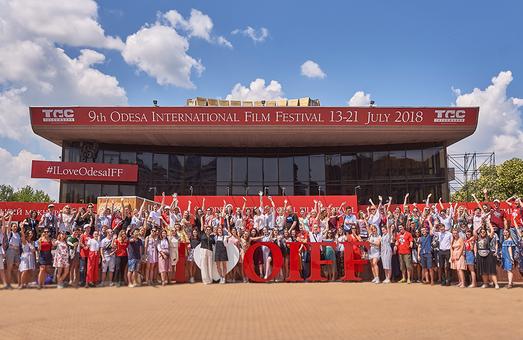 Одесский кинофестиваль приглашает волонтеров