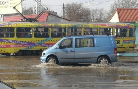 Авария на водопроводе: часть Одессы осталась без воды