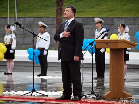 Президент Украины стал сегодня кандидатом в Президенты Украины
