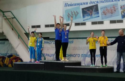 «Золотые» пловцы Одессы выиграли чемпионат Украины