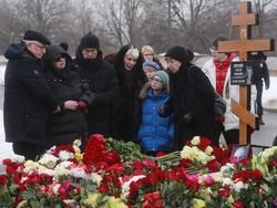 Как прощались с Сергеем Юрским (ФОТО)