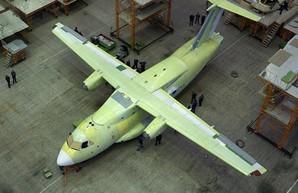 """Ил-112 ещё до первого полета оказался """"дефективным"""""""