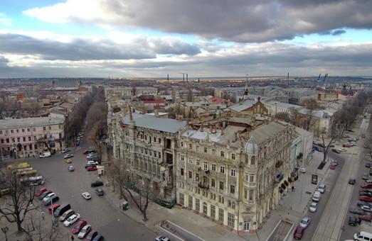 В Одессе готовят проект реставрации Дома Либмана