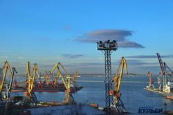 Море, небо и порт: Одесса в феврале (ФОТО, ВИДЕО)