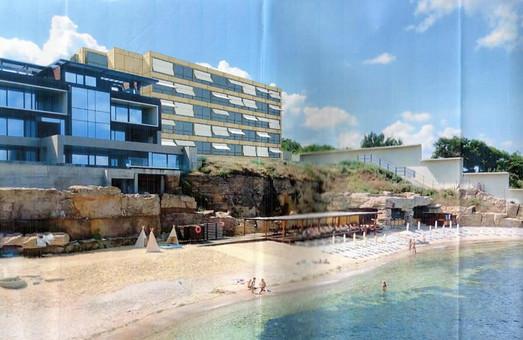 Ассоциация архитекторов Одессы считает проект строительства на Чкаловском пляже незаконным