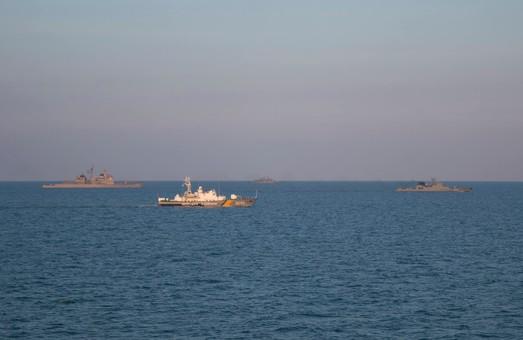 ВМС и пограничники вместе с НАТО будут учиться прорывать блокаду побережья Одесской области и устья Дуная