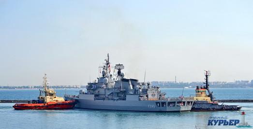 В Одессу очень скоро зайдет международная эскадра НАТО