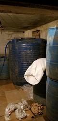 Пограничники изъяли у контрабандистов 5 тысяч литров алкоголя (ФОТО)