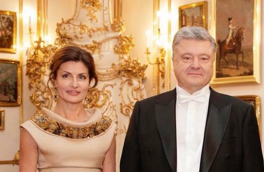 В Одесскую область едет жена президента