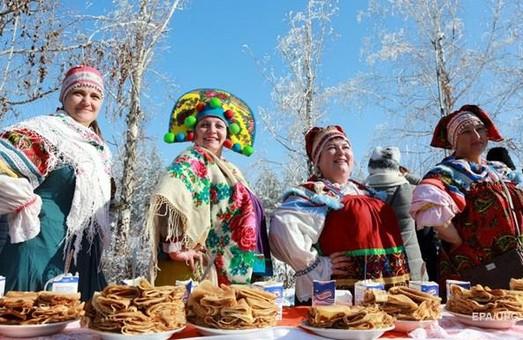 На масленицу в Одессе будут не только блины