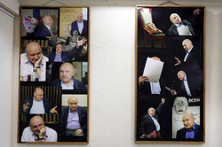 Выставка фотографий Жванецкого во Всемирном клубе одесситов (ФОТО, ВИДЕО)