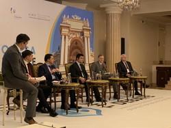 «Украина следует европейскому курсу развития при поддержке трансатлантических партнеров», - Пантелеймон Бумбурас