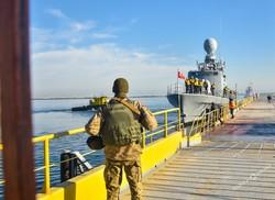 Корабли НАТО снова в Одессе (ФОТО)