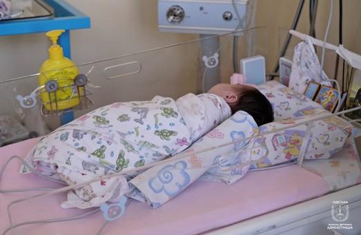 В Одесской областной детской больнице после ремонта открылось отделение интенсивной терапии (ФОТО)