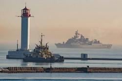 В море у берегов Одессы прошли учения ВМС Украины и турецкой группы НАТО