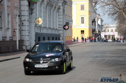 В Одессе стартовало необычное женское авторалли (ФОТО, ВИДЕО)