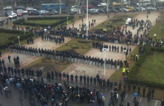 Пять лет назад у сепаратистов не было сил на захват Одессы