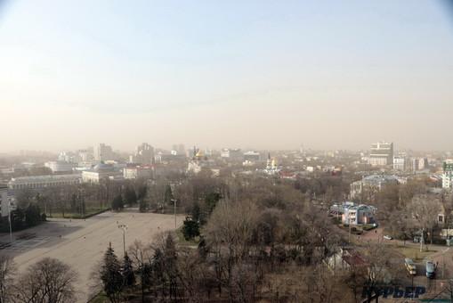 Одесской области повезло: ураган лишь слегка прошел над регионом
