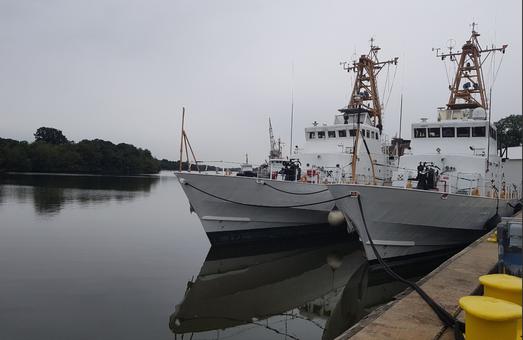 """Украинский военный флот может получить ещё два катера типа """"Айленд"""""""