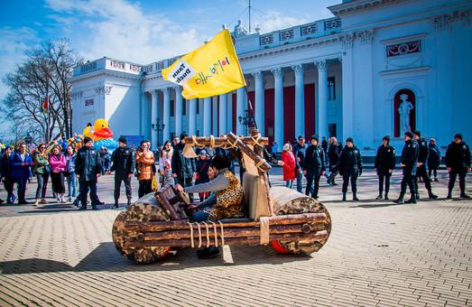 Одесская Юморина таки состоится