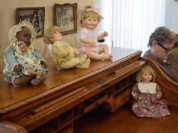 Выставка необычных кукол открылась в Одессе (ФОТО)