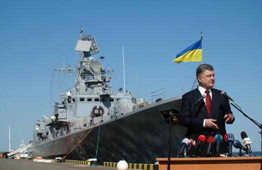 Одесский блогер считает Порошенко шансом на победу Украины