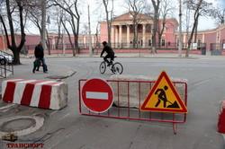 Что происходит в Одессе на Софиевской (ФОТО)