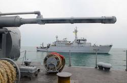 Как в море под Одессой тренируются ВМС Украины и Франции (ФОТО)
