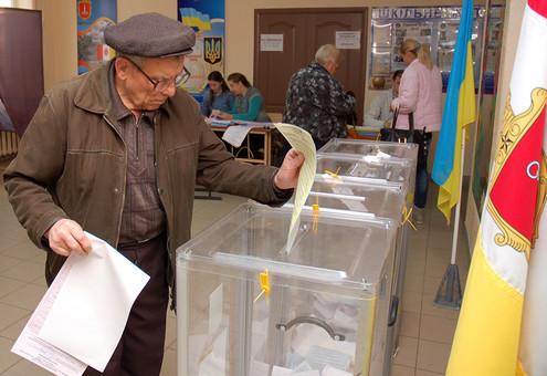 В Одессе проголосовало уже более 90 тысяч человек