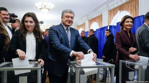 Кто из известных политиков уже проголосовал на президентских выборах?